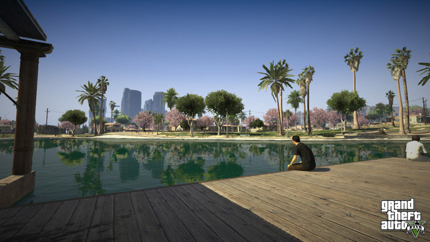 Опубликованы новые скриншоты игры GTA V. Изображение № 12.
