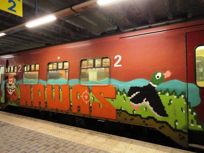 Беспилотники будут следить за немецкими граффитчиками. Изображение № 3.