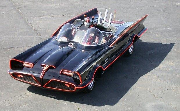 Самый первый Бэтмобиль ушел с аукциона за 4,6 миллиона долларов. Изображение № 2.