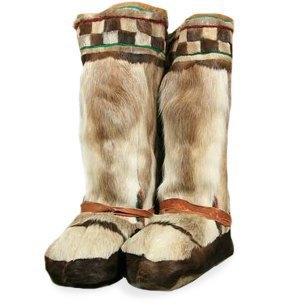 Кухлянка, камлейка и еще 5 примеров традиционной одежды народов Крайнего Севера. Изображение № 5.