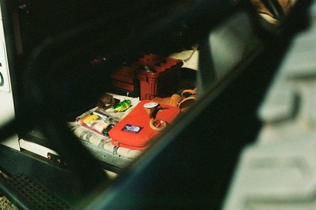 Марки The North Face и Hobonichi выпустили новую коллекцию аксессуаров. Изображение № 6.