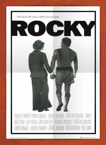 Рокки. Режиссер — Джон Г. Эвилдсен, 1976 год. Изображение № 44.