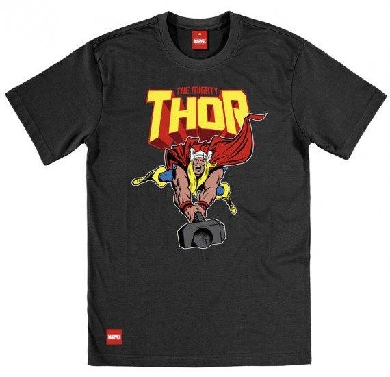 Британская марка Addict представила коллекцию одежды с героями комиксов Marvel. Изображение № 11.