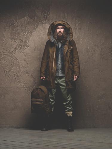 Российская марка Grunge John Orchestra. Explosion представила превью новой коллекции. Изображение № 24.