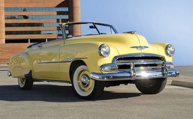 Chevrolet Styleline Стива Маккуина выставили на аукцион. Изображение № 1.