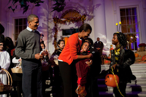 Наглядный пример: Барак Обама. Изображение № 39.
