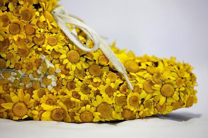 «Just Grow It!»: Известные модели кроссовок Nike из растений и цветов. Изображение № 9.