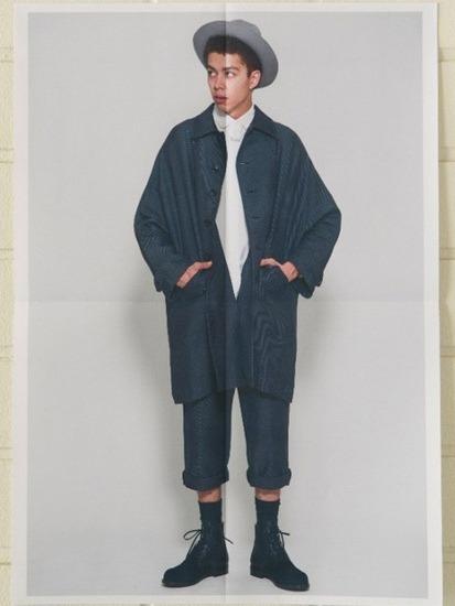 Японская марка Discovered выпустила лукбук весенней коллекции одежды. Изображение № 1.