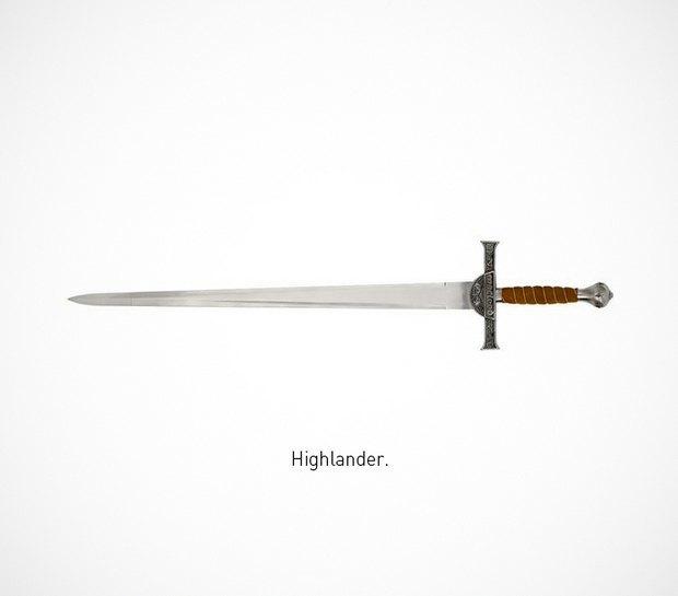 Итальянский дизайнер представил коллекцию ножей знаменитых персонажей. Изображение № 33.