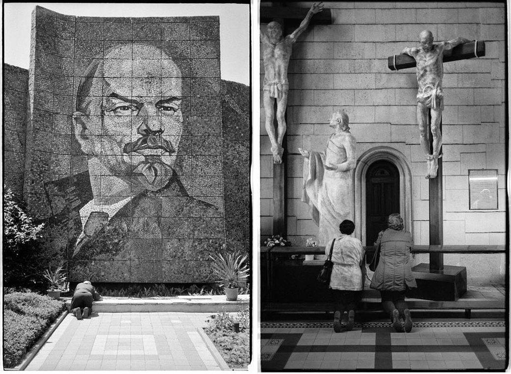 Лишние люди и сакральная Русь в фотографиях Барабаки. Изображение № 17.