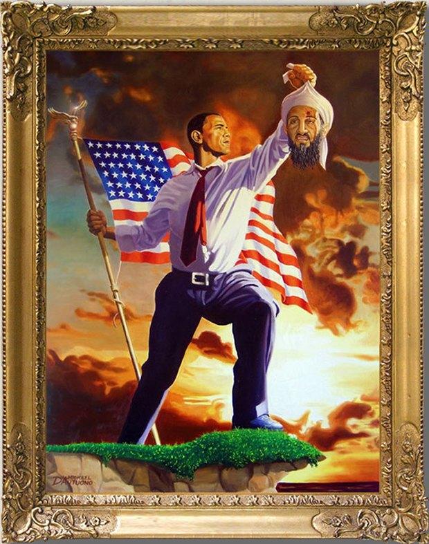 Майкл Д'Антуоно: Социальный поп-арт в работах американского художника. Изображение № 3.