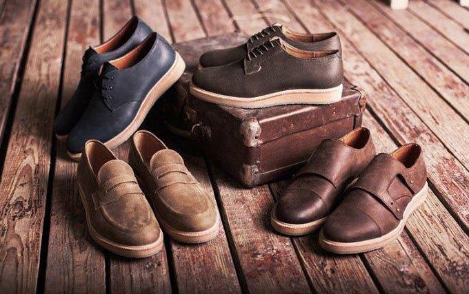 Новая марка: Мужские кожаные ботинки «Циркуль». Изображение № 2.