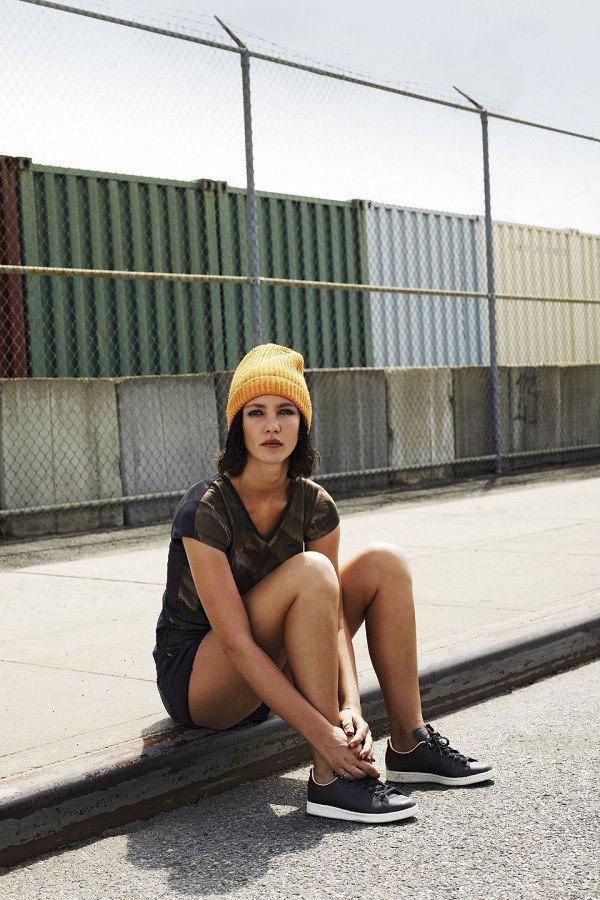 Adidas Originals выпустили лукбук новой весенней коллекции. Изображение № 16.