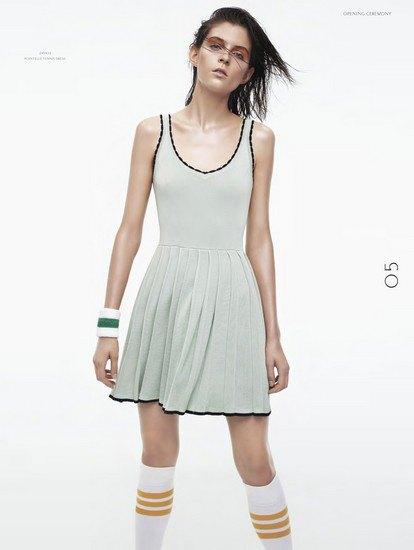 Марки Opening Ceremony и Adidas Originals представили совместную коллекцию одежды. Изображение № 7.