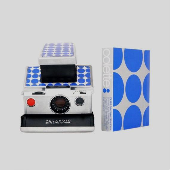 Новая модель фотоаппарата Polaroid. Изображение № 1.