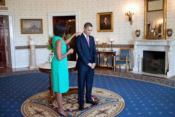 Наглядный пример: Барак Обама. Изображение № 10.