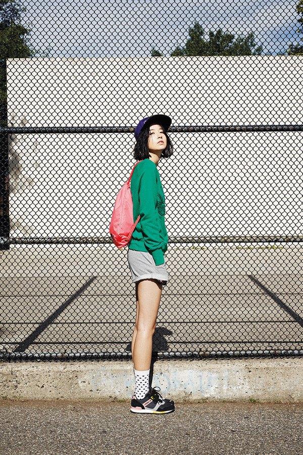 Adidas Originals выпустили лукбук новой весенней коллекции. Изображение № 5.