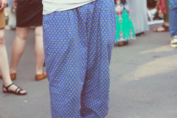Изображение 10. Детали: Мужская одежда на ярмарке выходного дня.. Изображение № 10.