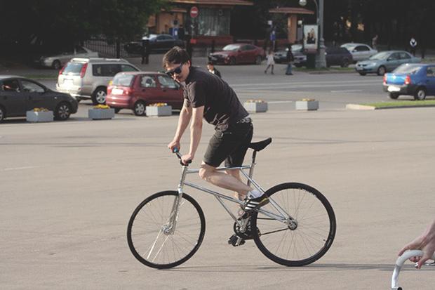 Новое направление в уличном велоспорте: CMX — гибрид Fixed Gear и BMX. Изображение № 4.