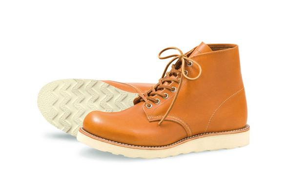 Капсульная коллекция обуви марки Red Wing. Изображение № 2.