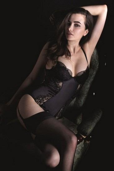 Австралийская модель Сара Стивенс снялась в рекламе марки Myla. Изображение № 4.
