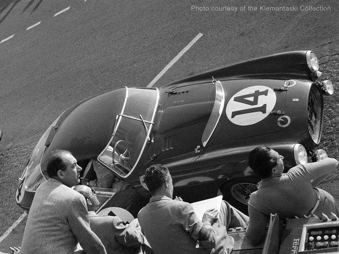 Раритетный Ferrari 340/375 MM Berlinetta продали за 10 миллионов евро. Изображение № 30.