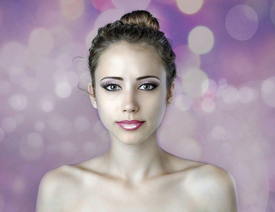 Как отличаются стандарты женской красоты в разных странах . Изображение № 3.