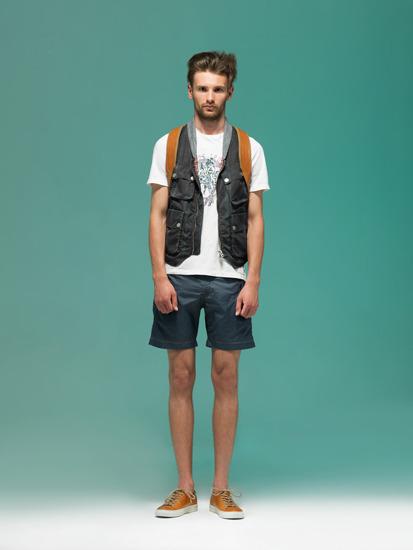 Марка Grunge John Orchestra. Explosion опубликовала лукбук новой коллекции одежды . Изображение № 15.
