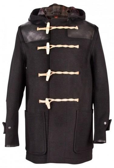 Английские марки Gloverall и Dr. Martens выпустили совместную коллекцию одежды. Изображение № 2.