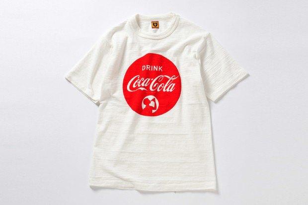 Японские марки Human Made, Beams и компания Coca-Cola представили совместную коллекцию одежды. Изображение № 10.