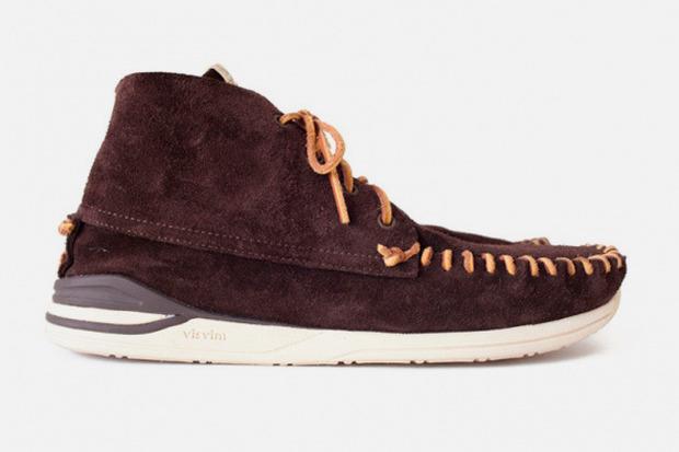 Японская марка Visvim выпустила осеннюю коллекцию обуви. Изображение № 6.