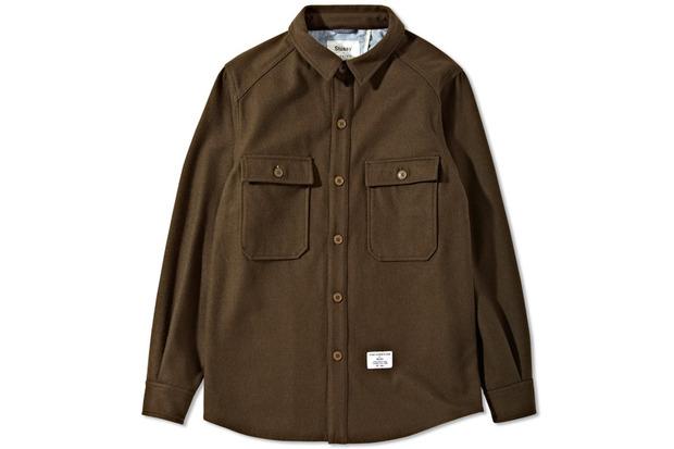 Марки Stussy и Holden выпустили совместную коллекцию одежды. Изображение № 20.