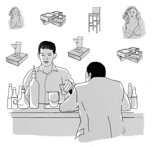 «Если бармен пьет с тобой — это очень большой респект»: Барная культура с Александром Кондуковым. Изображение № 1.