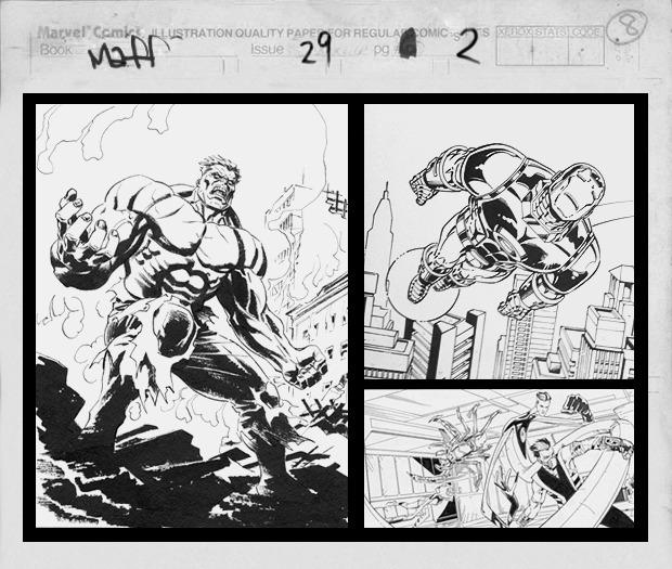 Нерассказанная история: Взгляд на Marvel изнутри и художники комиксов как настоящие рок-звезды. Изображение № 3.