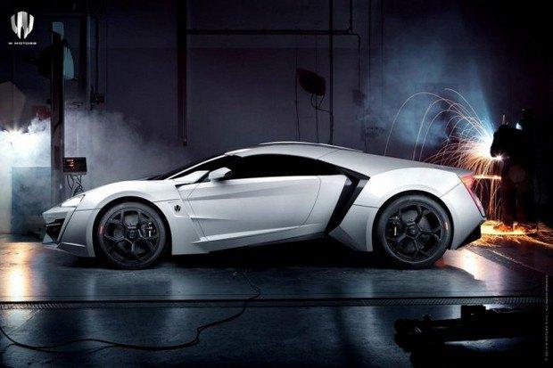 Первый арабский суперкар купили за 3,4 миллиона долларов. Изображение № 1.