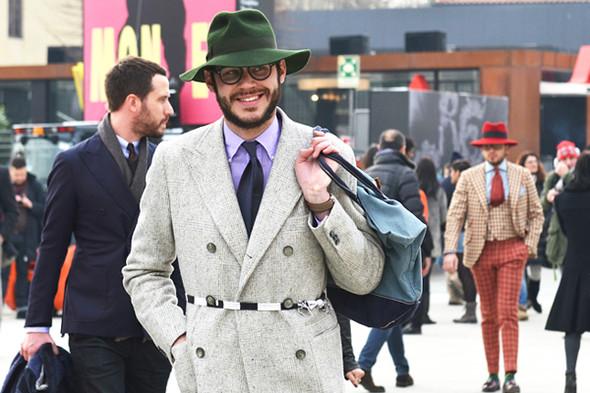 Итоги Pitti Uomo: 10 трендов будущей весны, репортажи и новые коллекции на выставке мужской одежды. Изображение № 69.