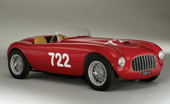 1948 Ferrari 166 Inter Spyder Corsa. Изображение № 1.