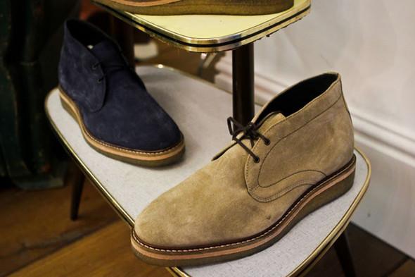 Новая коллекция обуви марки Hudson. Изображение № 7.