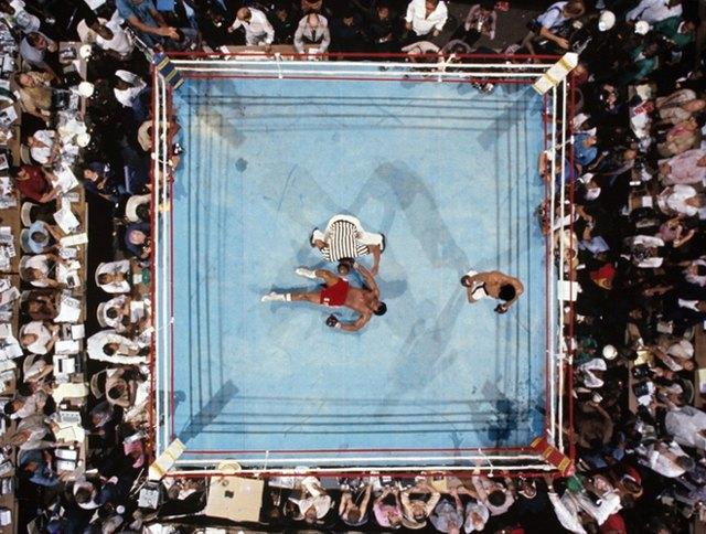 Sports illustrated: Истории 13 культовых фотографий из мира спорта. Изображение № 7.