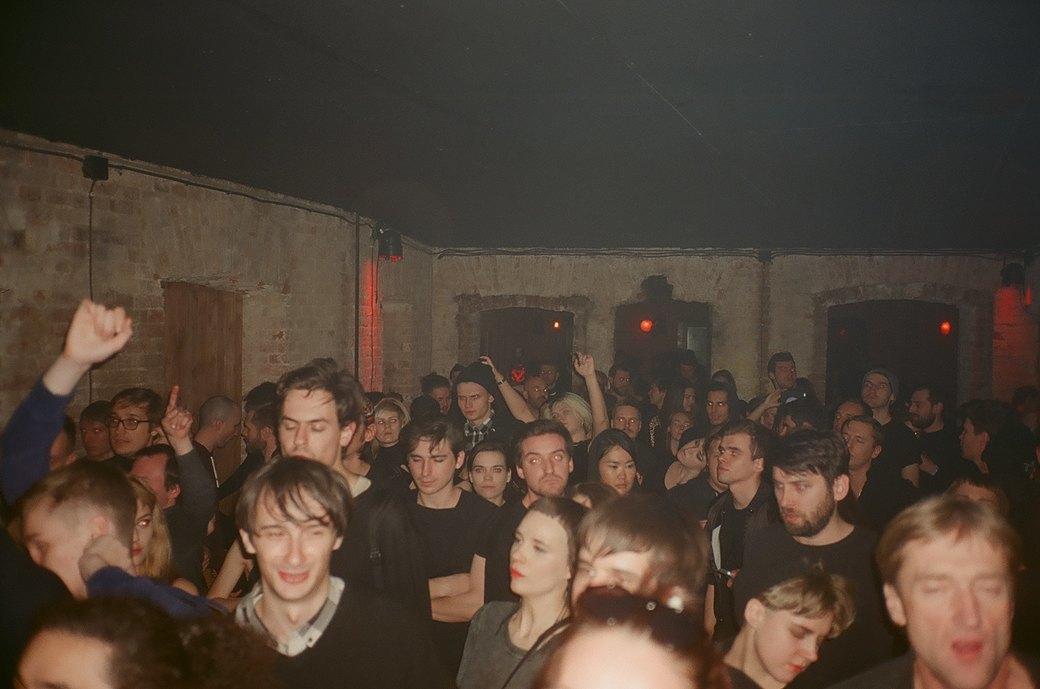 Фоторепортаж: «Дисциплина» в клубе «Смена». Изображение № 5.