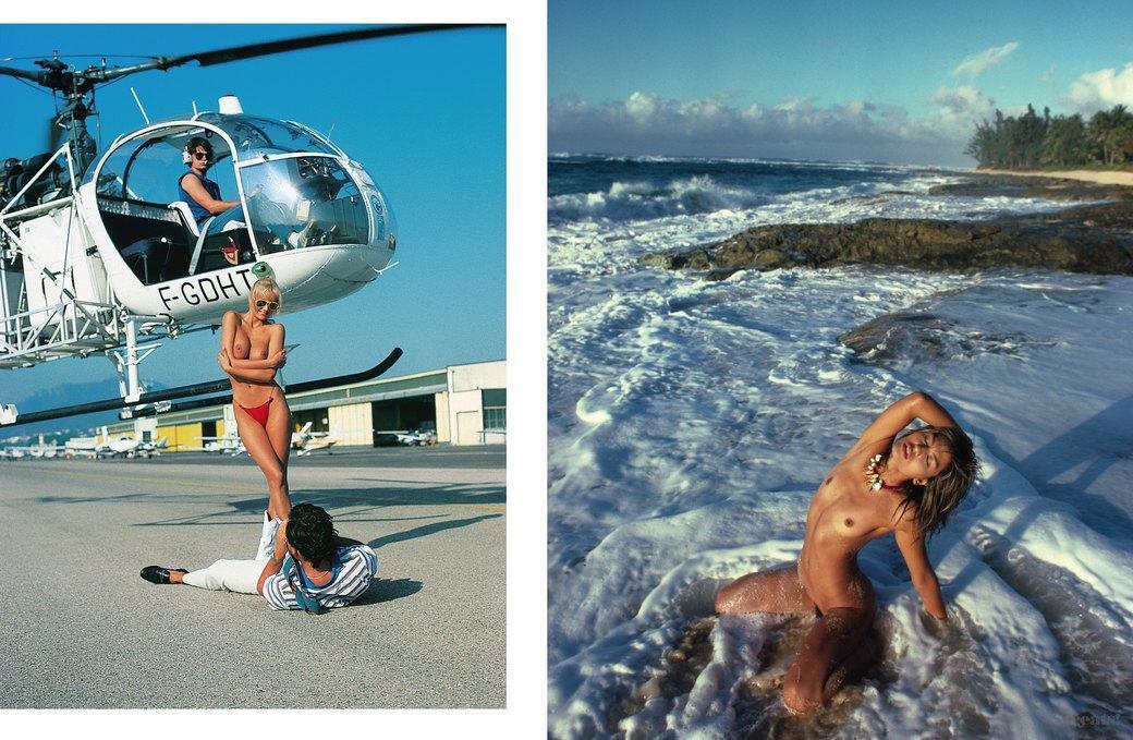 Журнал Treats! опубликовал интервью с эротическим фотографом Жаном Ружероном. Изображение № 7.
