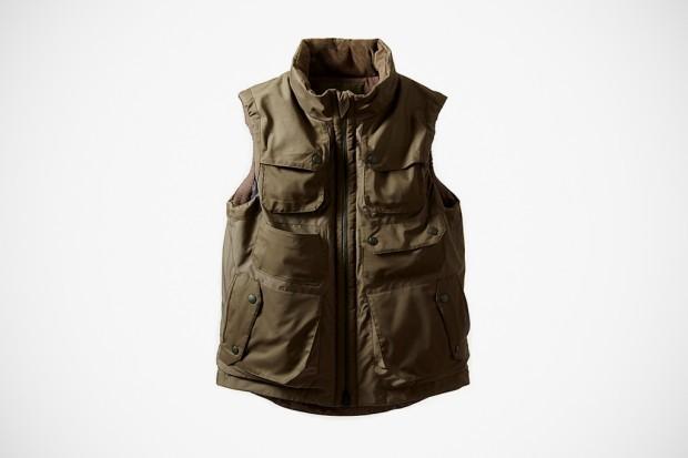 Японская марка White Mountaineering совместно с журналом Eyescream выпустила новую коллекцию одежды. Изображение № 3.