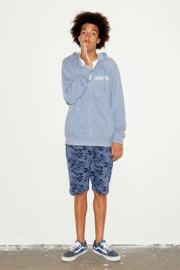 Участник Odd Future снялся в летнем лукбуке марки Undefeated. Изображение № 4.