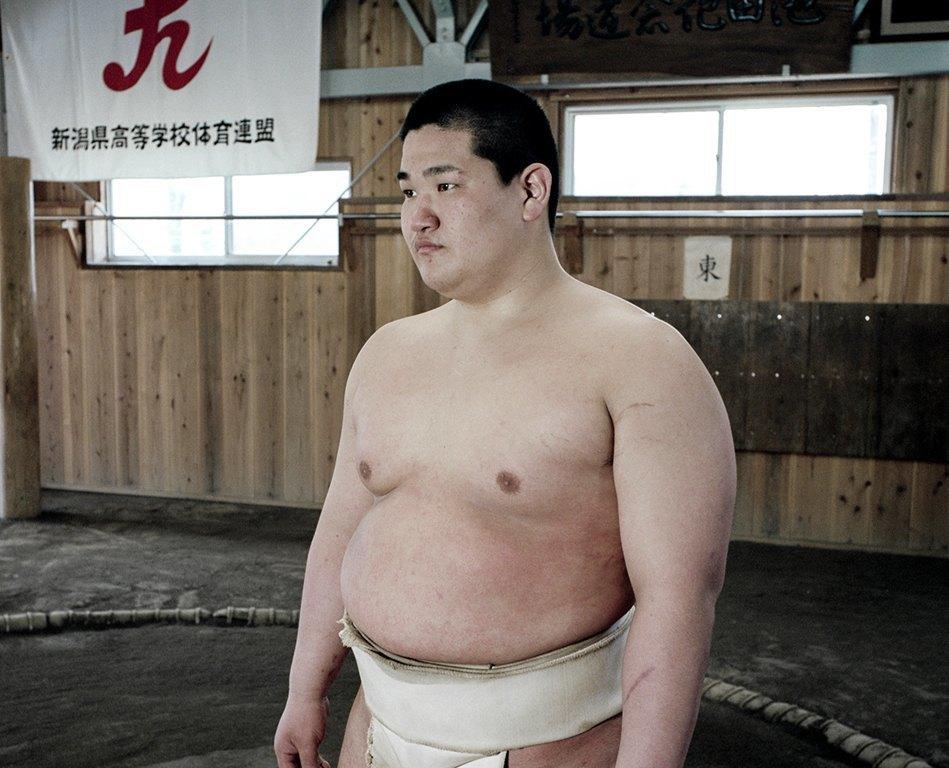 Как тренируются в борцовских школах сумо. Изображение № 18.