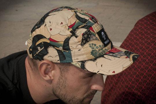 Новая коллекция кепок Skulls. Изображение № 9.