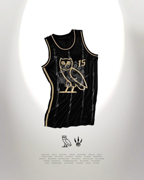 Канадский дизайнер представил, как бы выглядела форма NBA в исполнении культовых брендов. Изображение № 12.