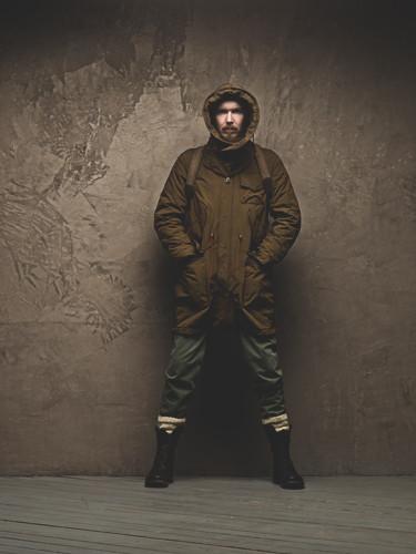 Российская марка Grunge John Orchestra. Explosion представила превью новой коллекции. Изображение № 21.