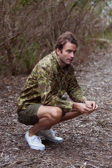Марка Penfield опубликовала лукбук весенней коллекции одежды. Изображение № 1.