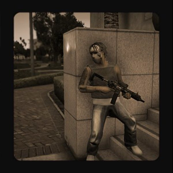 Агентство Media Lense: Фоторепортажи из горячих точек и бандитских районов в GTA V Online. Изображение № 2.