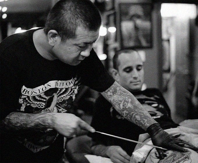 Путеводитель по культуре японских татуировок. Изображение № 4.